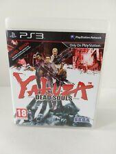 Yakuza Dead Souls PS3 Game + Bonus DLC for PlayStation 3 Yakuza Dead Souls PS3