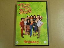 4-DISC DVD BOX / THAT 70'S SHOW - SEIZOEN 3 / SAISON 3