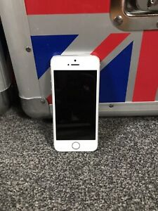 Apple iPhone 5s - 16GB -  (Unlocked) A1457 (GSM)