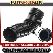 Air Intake Tube Cleaner Hose for Honda Accord 2003 2004 2005-2007 I4 2.4L Petrol