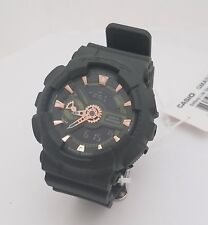 G SHOCK Smaller dial Analog Digital GMAS110CM-3 GREEN GMAS110 GMAS110CM NEW