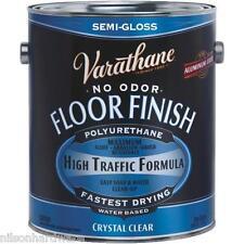 2 Gal Varathane Water-Based Clear Semi-Gloss Hardwood Floor Finish 230131