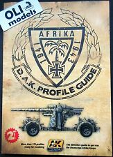 Afrika Korps 1941-1943 DAK Profile Guide Book - 2nd Edition - AK Interactive 271