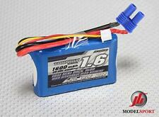 Lipo Battery 1600mAh 2S 7.4V EC2 Losi  Mini Short Course Truck  SCT LOSB1212