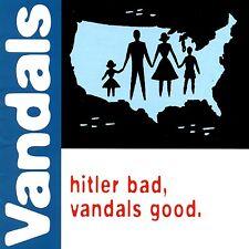 The Vandals HITLER BAD, VANDALS GOOD Nitro Records NEW GREEN COLORED VINYL LP