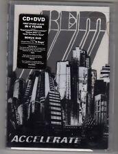 (HV692) REM, Accelerate - 2008 Music DVD + CD