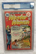 Wonder Woman #216 1975 CGC Graded 7.5 0117352006 Comic