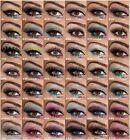Pick Any 36 Pairs GENUINE RED CHERRY Human Hair False Eyelashes Strip Lashes
