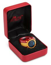 AVENGERS OFFICIAL IRON MAN 3 PROP REPLICA LED LIGHT UP ARC REACTOR RING SIZE 12