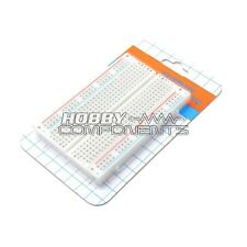 HOBBY COMPONENTS LTD Breadboard 400 Point Solderless PCB Bread Board