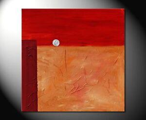 """FIONA RITZ """"SILVER DOT"""" Moderne Kunst! Abstrakte Bilder"""