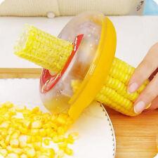 New One-Step Corn Peeler Thresher Tool Cob Kerneler Cutter Stripper Corn Remover