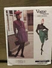 Vogue Paris Original Pattern 2183 Christian Lacroix  6-10 Uncut