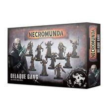 Delaque Gang Games Workshop Necromunda, 20% Off RRP
