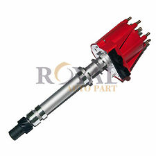 RED HIGH PERFORMANCE IGNITION DISTRIBUTOR for GMC CHEVY Pontiac V6 4.3L 262