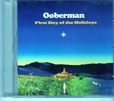 (EK392) Ooberman, First Day of the Holidays - 2003 DJ CD