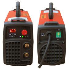 160A WELDER FANTASY ARC MMA ADORE X160 IGBT Inverter Welding Machine 230V Extras