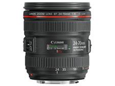Objetivo - Canon EF 24-70 mm f/4L IS USM
