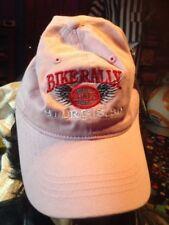 STURGIS RALLY 2015 Pink NWT HAT CAP ADJUSTABLE