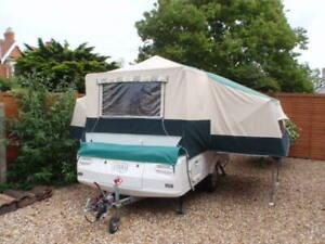 Folding Camper Conway Countryman