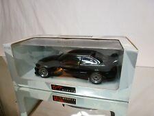 UT MODELS 1:18 - 20481 BMW M3 GTR STREET CAR BLACK - EXCELLENT CONDITION IN BOX