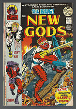 NEW GODS #9 July 1972 VF/NM to NM- 1st FORAGER JACK KIRBY ORION MANTIS