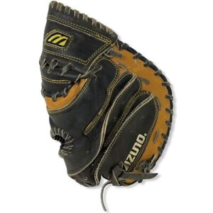 Mizuno Power Close MPC-1060 LHT Leather Catchers Mitt Pro Model Youth Power Flex