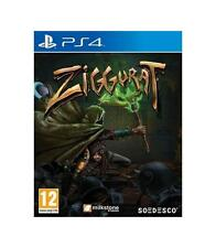 Ziggurat para Sony PlayStation 4 PS4 utiliza garantizado italiano Drive club