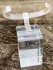 IWC Reloj Soporte de exhibición Ventana Tienda gran piloto portugués complicación Da Vinci