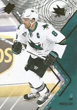 San Jose Sharks - 2015-16 SPx - Complete Base Set Team (2)