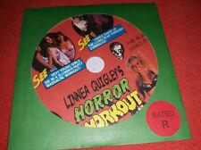 Linnea Quigleys HORROR WORKOUT /DVD  CONVENTIONAL COPY  RARE OOP Comedy Horror