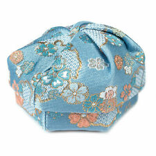 Pale Blue Traditional Japanese Jewellery Box