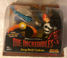 Disney THE INCREDIBLES Bad Guy Energy Blastin' SYNDROME Figure Toy -  NEW!