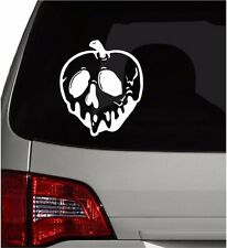 "Vinyl Decal Sticker. Car, Window, Wall... Snow White - Poison Apple (6"" x 5"")"