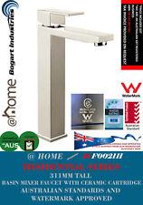 @HOME BATHROOM/WASHROOM BASIN MIXER FAUCET WITH CERAMIC CARTRIDGE WELS/WATERMARK
