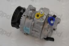 Global Parts Distributors 6512609 New Compressor And Clutch