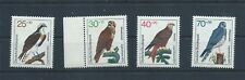 Germany stamps. 1973 Youth Welfare Birds of Prey set MNH  (C830)