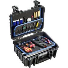 B&W Werkzeugkoffer JET 3000 aus Polypropylen schwarz Innenma