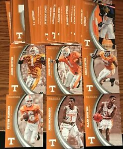2016 TENNESSEE PANINI COLLEGIATE COMPLETE SET 1-47 PEYTON MANNING WITTEN ARIAN