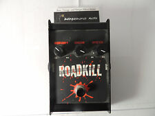 PROCO ROADKILL DISTORTION EFFECTS PEDAL RAT FREE USA SHIPPING