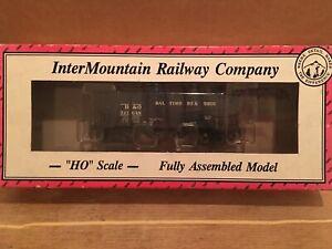 HO Intermountain Baltimore & Ohio USRA Twin 2-Bay Hopper B&O #321649 C&O PRR NYC