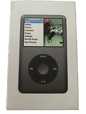 New ListingApple iPod Classic Black (120Gb) Mp3 Player