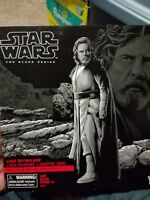 Star Wars Black Series Luke Skywalker The Last Jedi Ahch-to-Island Hasbro Disney