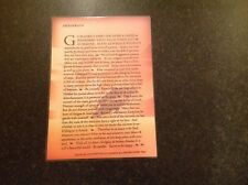 DESIDERATA Poem  OLD BALTIMORE CHURCH.  ON Dolphin BACKGROUND PAPER