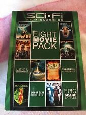 Sci Fi Film Classics Eight Movie Pack