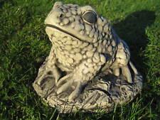 Large Toad Champignon Décoration De Jardin
