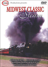 Midwest Classic Steam MILW SOO C Vision Productions DVD