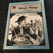 SUSAN ONION. A GUIDE FOR USING STONE SOUP IN THE CLASSROOM. 0743930053
