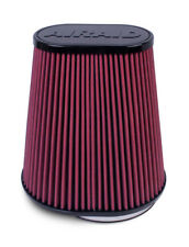 "Airaid 721-127 SynthaMax High-flow Performance Oval Air Filter 9.5 Tall 6"" Inlet"