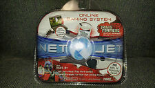 NET JET ONLINE GAMING SYSTEM -TRANSFORMERS Battle Universe Game included -  NEW
